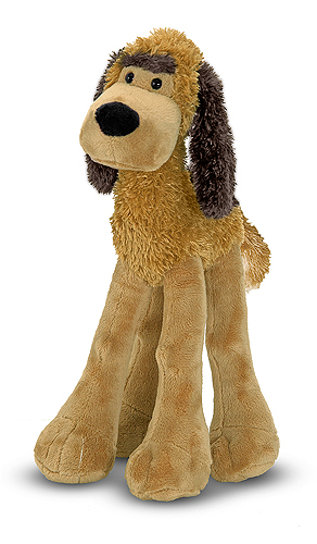 Lanky Legs Dog Stuffed Animal
