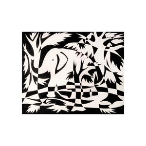 Scratch Art Contrast-O Large Sheet