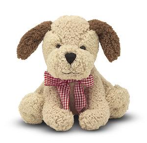 Meadow Medley Golden Puppy Stuffed Animal