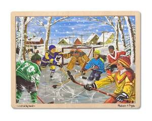 Hockey Jigsaw Puzzle - 48 Pieces