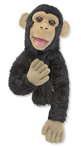 Bananas the Chimp Puppet