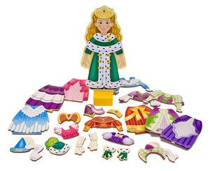 Princess Elise Magnetic Dress-Up Set
