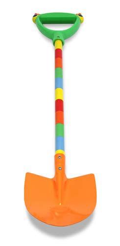 Happy Giddy Shovel
