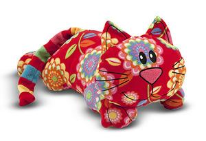 Toby Cat Stuffed Animal