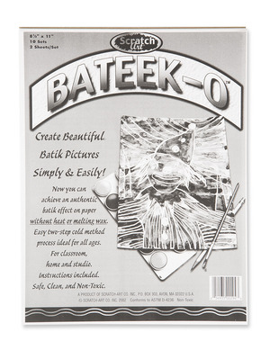 Scratch Art Bateek-O (10 count)