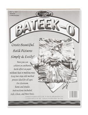 Scratch Art Bateek-O (10 count)