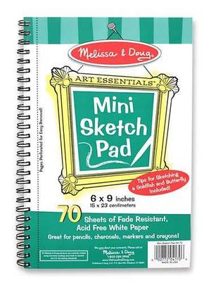 Mini-Sketch Pad