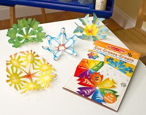 Cut-Crease-Create - Snowflakes