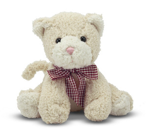 Meadow Medley Kitty Cat Stuffed Animal