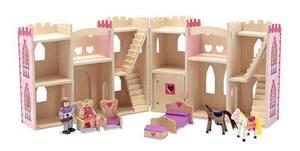 Fold & Go Princess Castle
