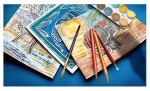 Scratch Art Scratch Art Picture Boards (10 sheets 8.5