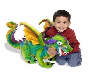 Dragon Giant Stuffed Animal