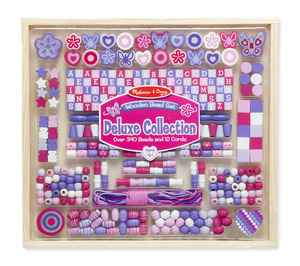Deluxe Collection - Wooden Bead Set