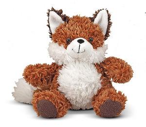Frisky Fox Stuffed Animal