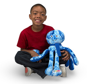 Beeposh Ocho Octopus Stuffed Animal