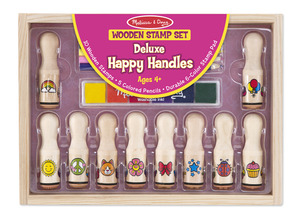 Deluxe Happy Handle Stamp Set