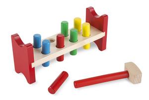 Pound-a-Peg Classic Toy