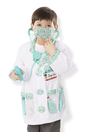 Doctor Role Play Costume Set