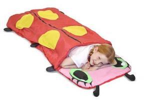 Mollie Ladybug Child's Sleeping Bag