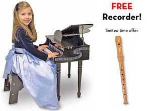 Grand Piano with FREE Recorder