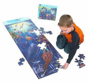 Under the Sea Floor Puzzle - 100 Pieces