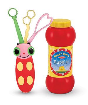 Mollie Ladybug 3-in-1 Bubble Wand