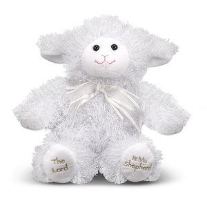 23rd Psalm Lamb Stuffed Animal