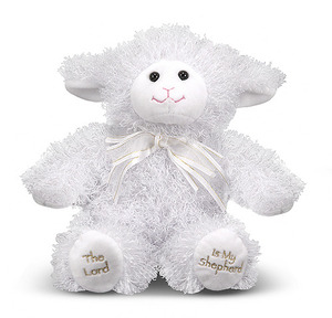 23rd Psalm Lamb Stuffed Animal