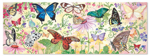Butterfly Bliss Floor Puzzle - 48 Pieces