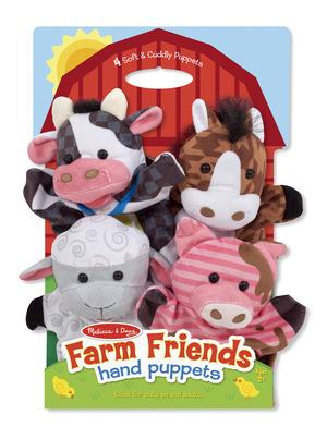Farm Friends Hand Puppets