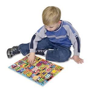 Jumbo ABC Chunky Puzzle