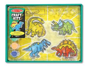 Dinosaur Sun Catchers Craft Kit