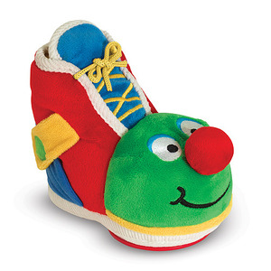 Learning Shoe Baby and Toddler Toy