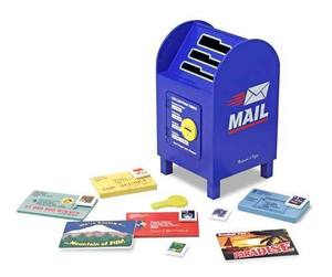 Stamp & Sort Mailbox