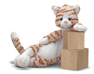 Longfellow Cat Stuffed Animal
