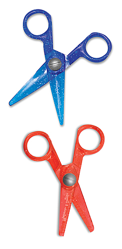 Child-Safe Scissor Set