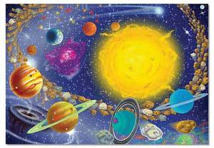 Solar System Jigsaw Puzzle - 100 Pieces