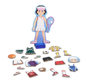 Julia Magnetic Dress-Up Set