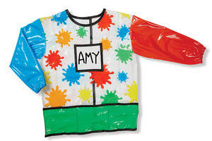 Long-Sleeve Artist Smock