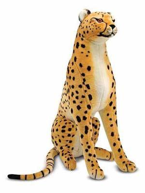 Cheetah Giant Stuffed Animal