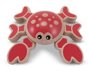 Twisting Crab Baby & Toddler Toy