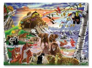 After the Flood Cardboard Jigsaw Puzzle - 500 Pieces