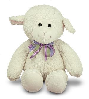 Lovey Lamb Stuffed Animal