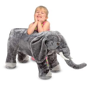 Elephant Giant Stuffed Animal