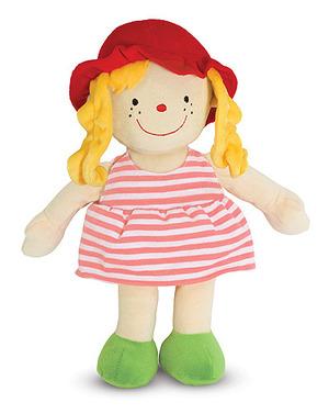 My Friend Julia Soft Doll