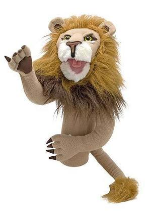 Lion Puppet - Rory