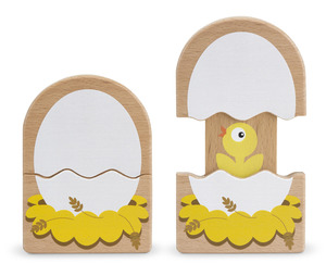 Slide & Sleek Egg Toddler Toy