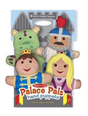 Palace Pals Hand Puppets