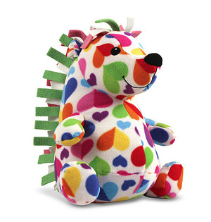 Beeposh Hannah Hedgehog Stuffed Animal