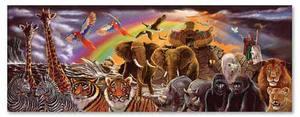 Noah's Ark Floor Puzzle - 100 Pieces